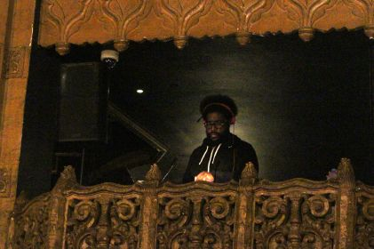 Questlove // Photo by Heather Kaplan