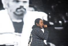 Kendrick Lamar // Photo by Amy Price
