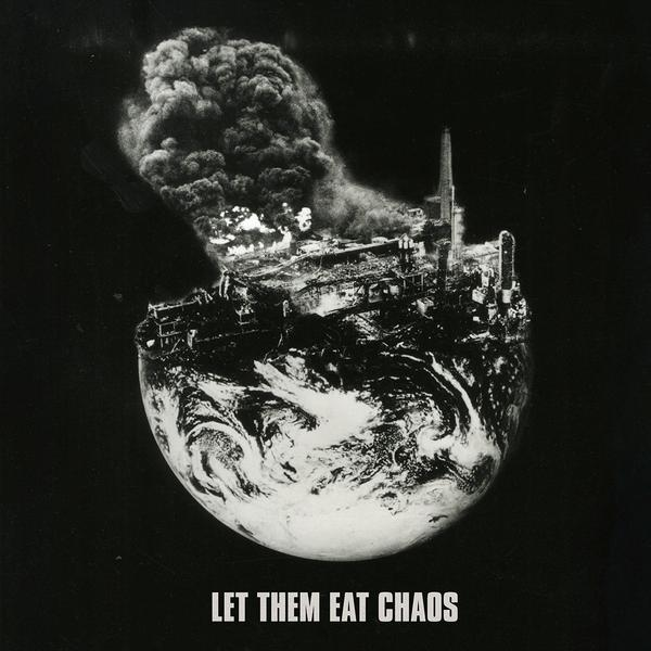 let them eat chaos kate tempest album cover final grande Kate Tempest is set to take the world by storm with new single Ketamine for Breakfast    listen