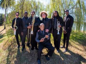 Preservation Hall Jazz Band // Photo by David Brendan Hall
