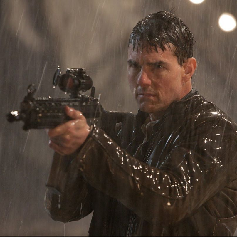 Film Review: Jack Reacher: Never Go Back | Consequence of ...