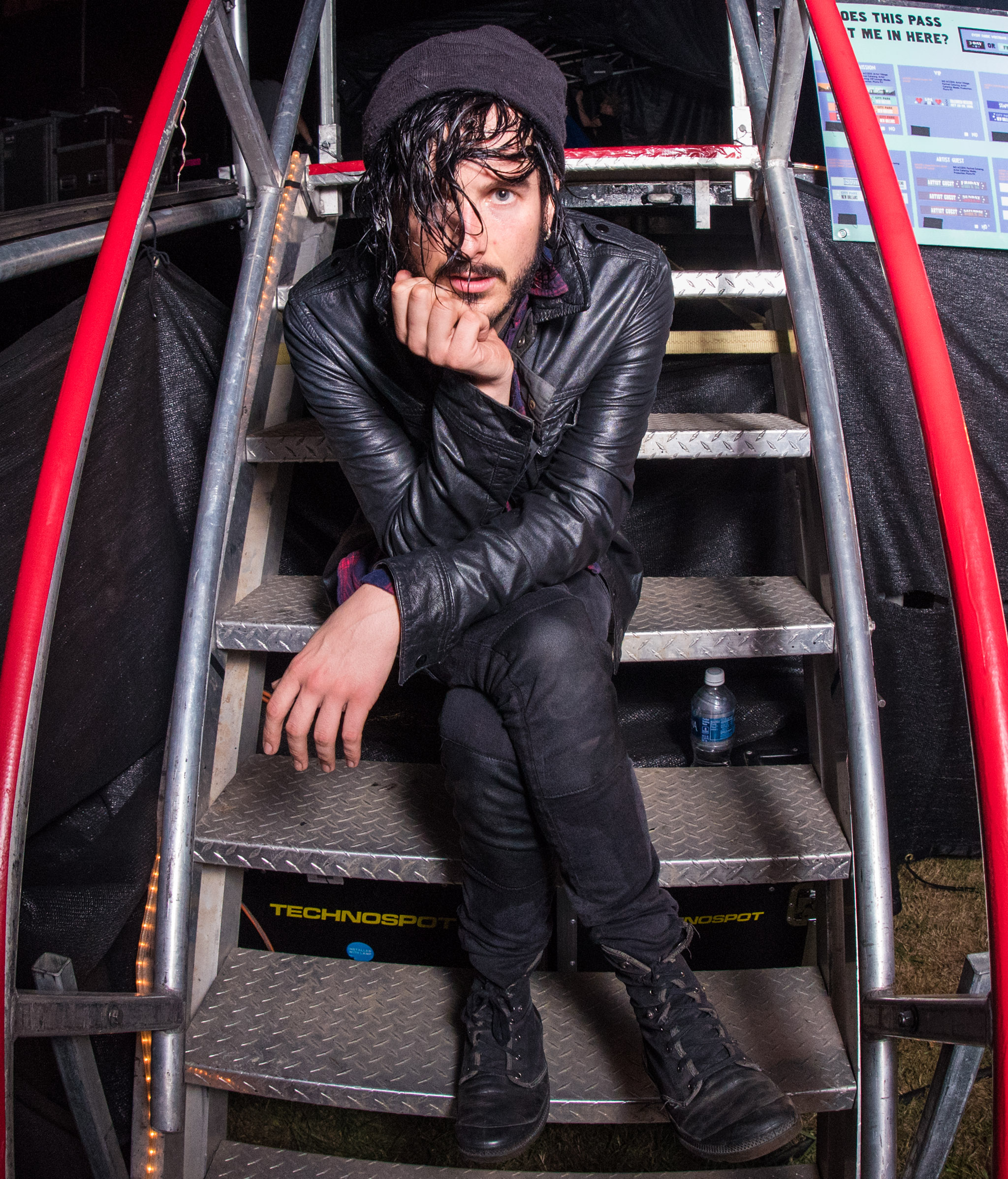 Reignwolf // Photo by David Brendan Hall