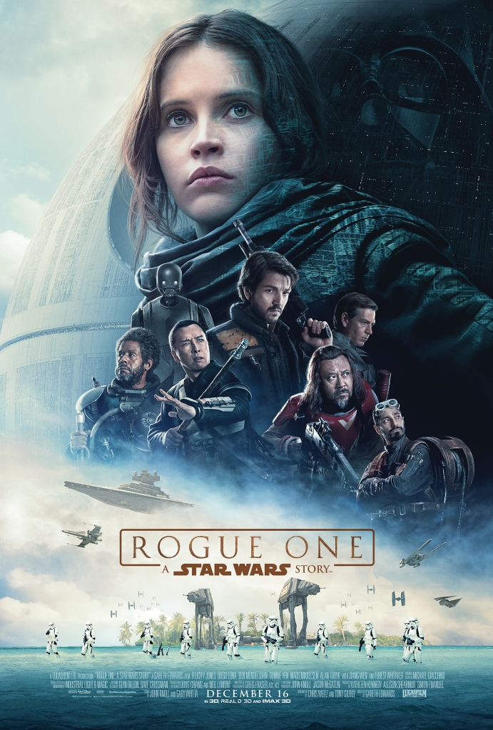 rogue one star wars Heres the final trailer for Rogue One: A Star Wars Story    watch