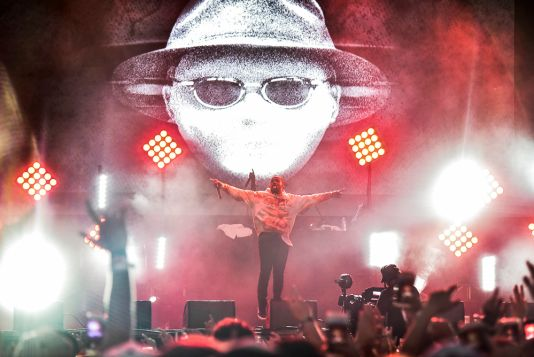 Schoolboy Q // Photo by Amy Price