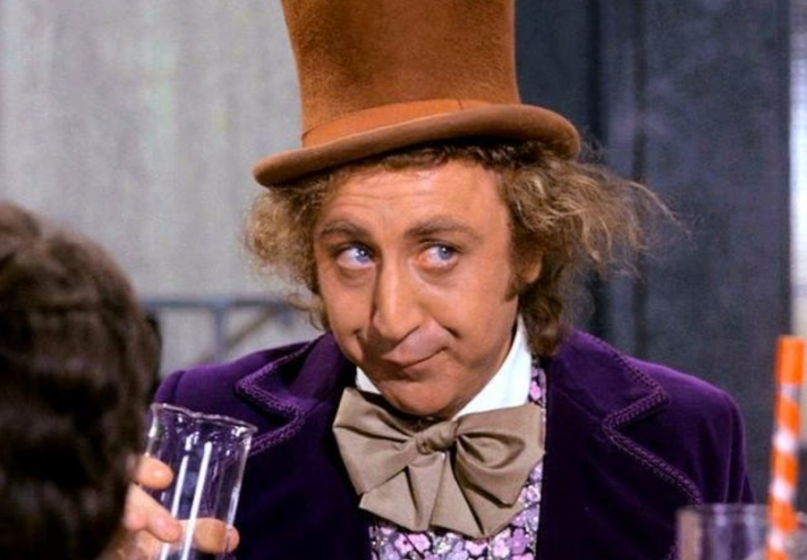 Warner Bros. rebooting Willy Wonka with a prequel ...Willy Wonka Meme Blank