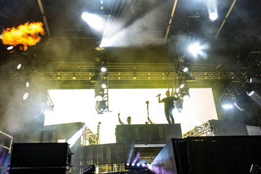 The Chainsmokers // Photo by Amy Price