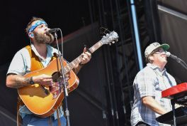 The Strumbellas // Photo by Amy Price