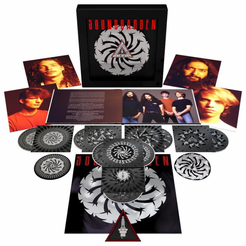 unnamed 2 Soundgarden announce deluxe reissue of Badmotorfinger for 25th anniversary