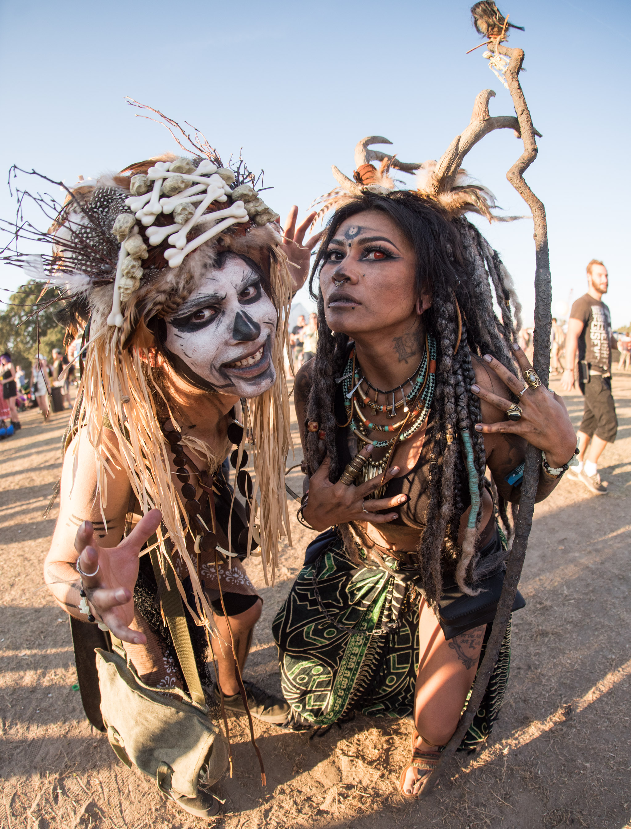 Voodoo Music + Arts Experience 2016 // Photo by David Brendan Hall