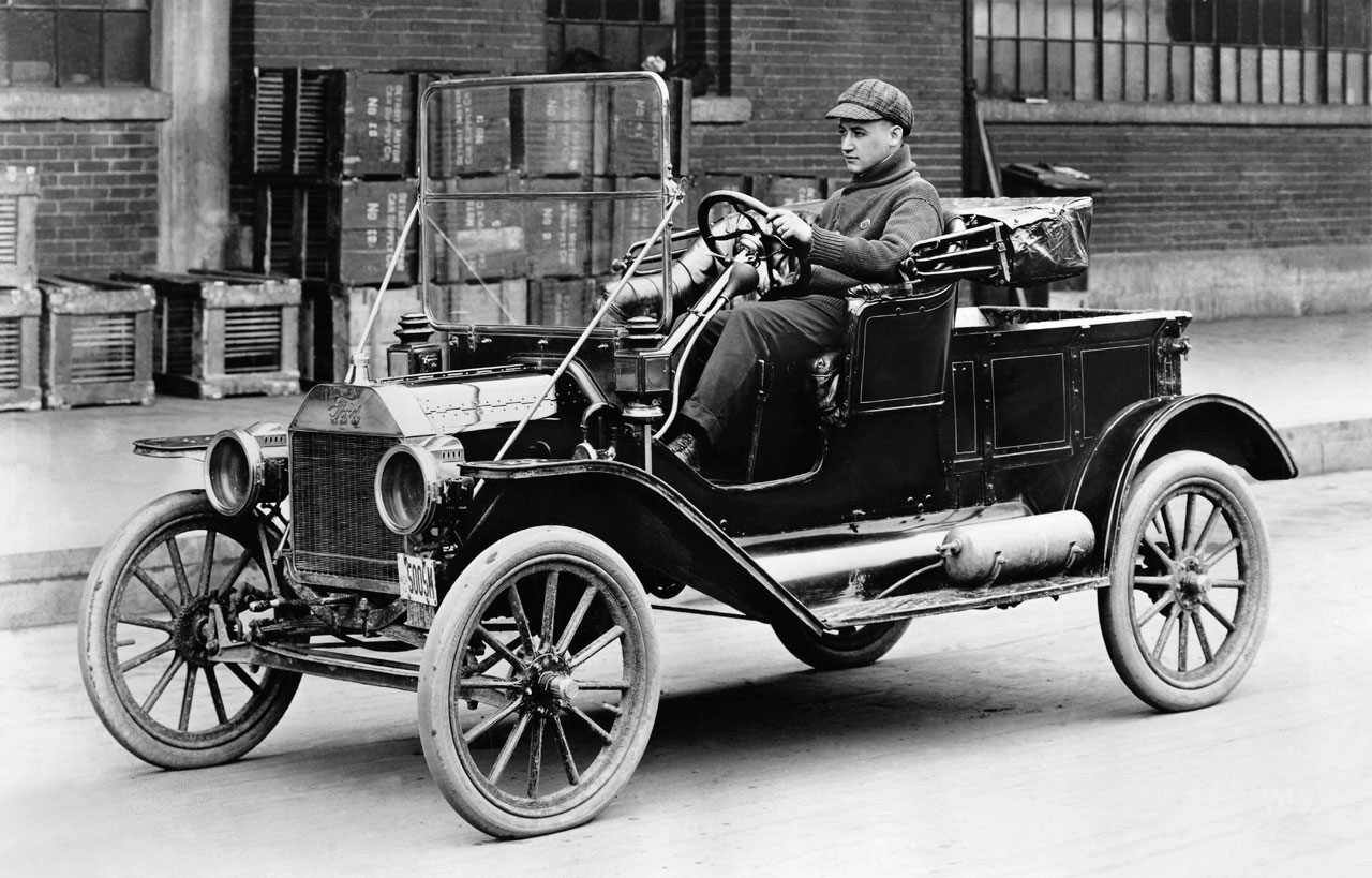 1908 ford model t photo 1908 in Pop Culture, AKA The Last Time the Chicago Cubs Won a World Series Title