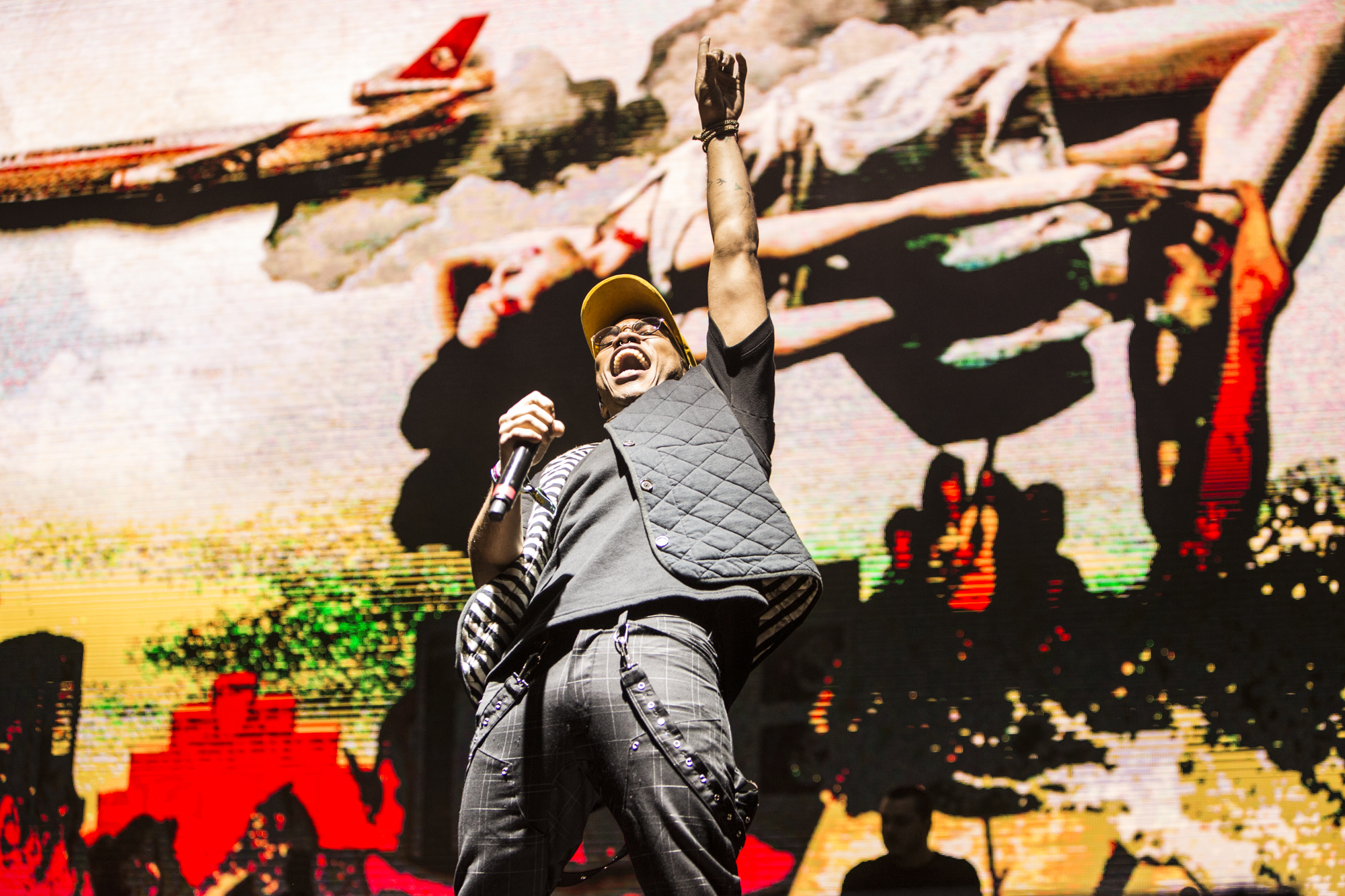 Anderson .Paak // Photo by Philip Cosores