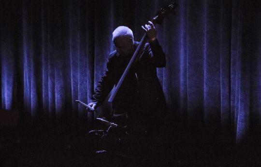Arnold Drey Blatt // Photo by Lior Phillips