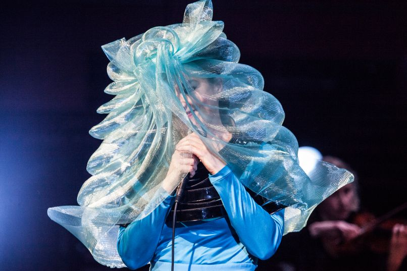 bjork 11 05 2015 photocredit santiago felipe 21 Iceland Airwaves 2016: The 25 Most Exciting Performances