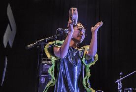 Deerhoof // Photo by Lior Phillips