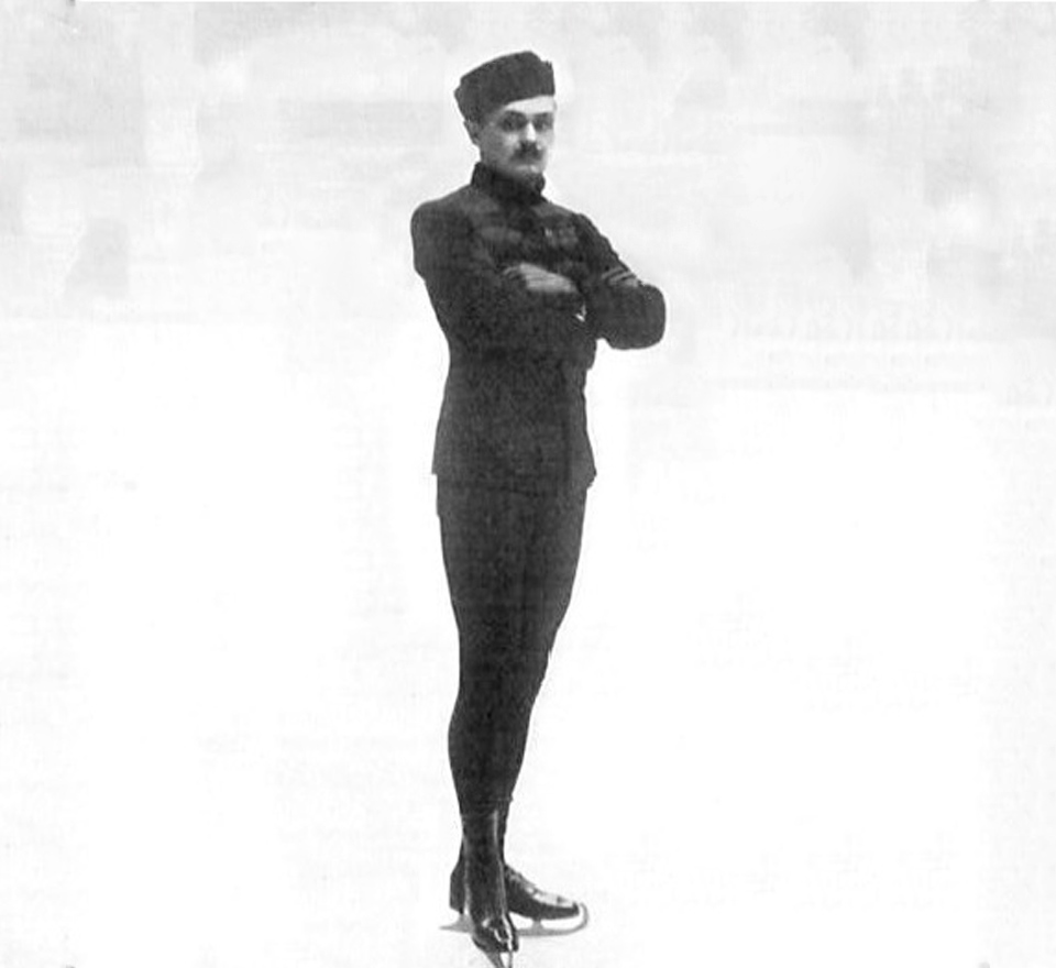 figure skating 1908 in Pop Culture, AKA The Last Time the Chicago Cubs Won a World Series Title