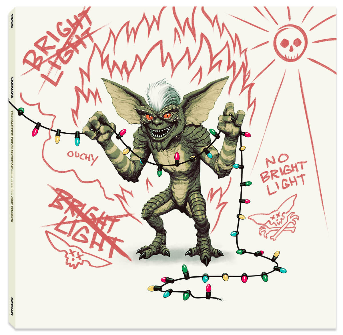 gremlins front cover Consequence of Sounds 2016 Holiday Gift Guide