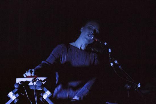 Hannah Peel // Photo by Lior Phillips