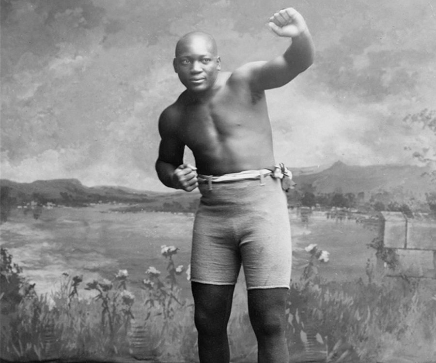 jack johnson boxer 1908 in Pop Culture, AKA The Last Time the Chicago Cubs Won a World Series Title