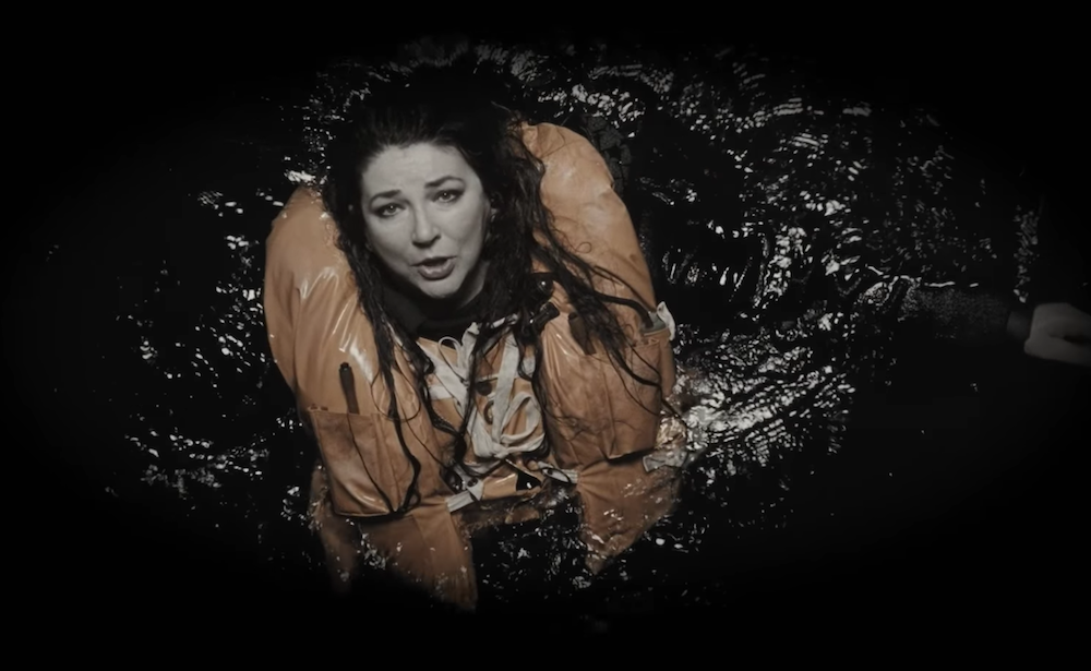 Kate Bush Steps Out of the Pages of James Joyce and into The Sensual World