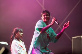 Kehlani // Photo by Philip Cosores