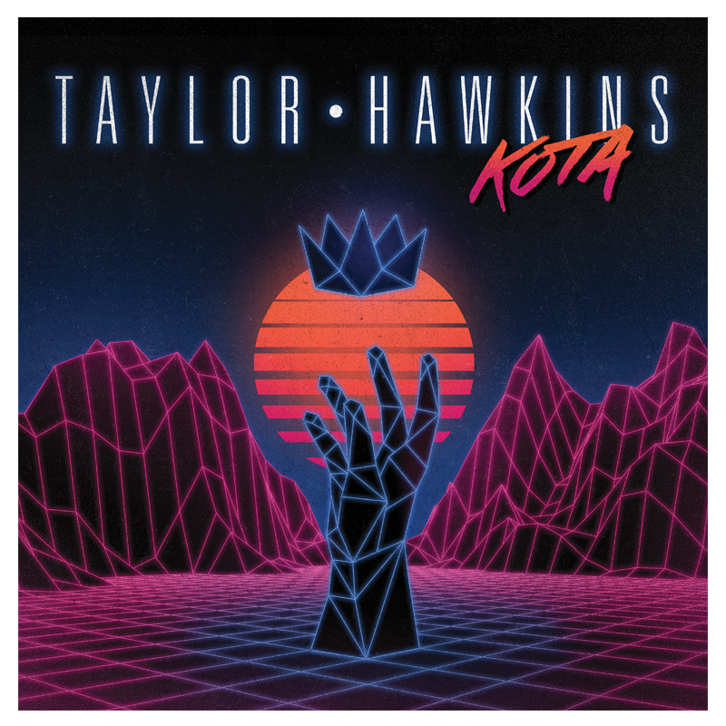 kota artwork Foo Fighters Taylor Hawkins announces debut solo album, shares Range Rover Bitch    listen