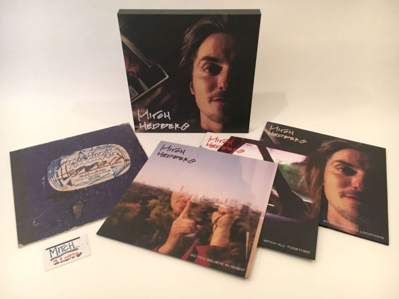 mitch hedberg the complete vinyl collection Consequence of Sounds 2016 Holiday Gift Guide