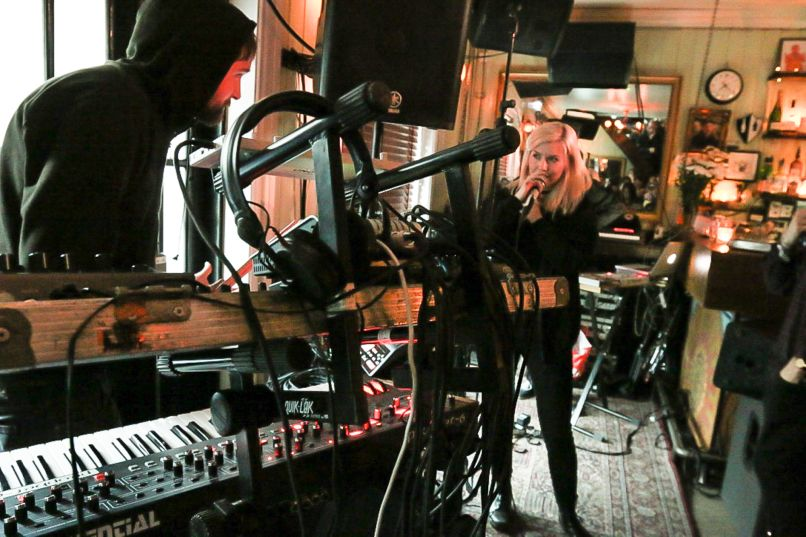 nina corcoran consequence of sound ayia 01 Iceland Airwaves 2016: The 25 Most Exciting Performances