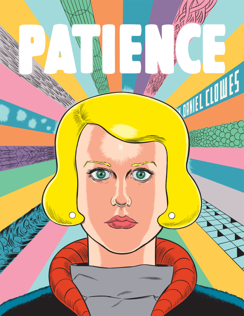patience graphic novel Consequence of Sounds 2016 Holiday Gift Guide