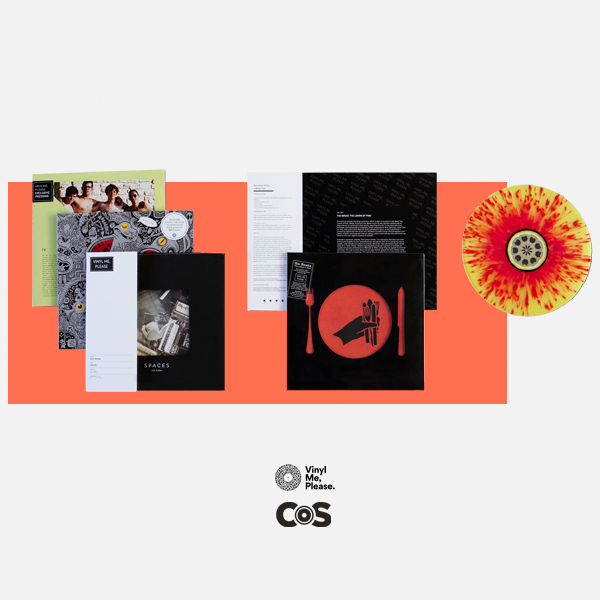 Cos And Vinyl Me Please Offer Exclusive Record Bundles