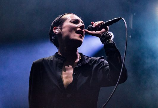 Savages // Photo by Lior Phillips