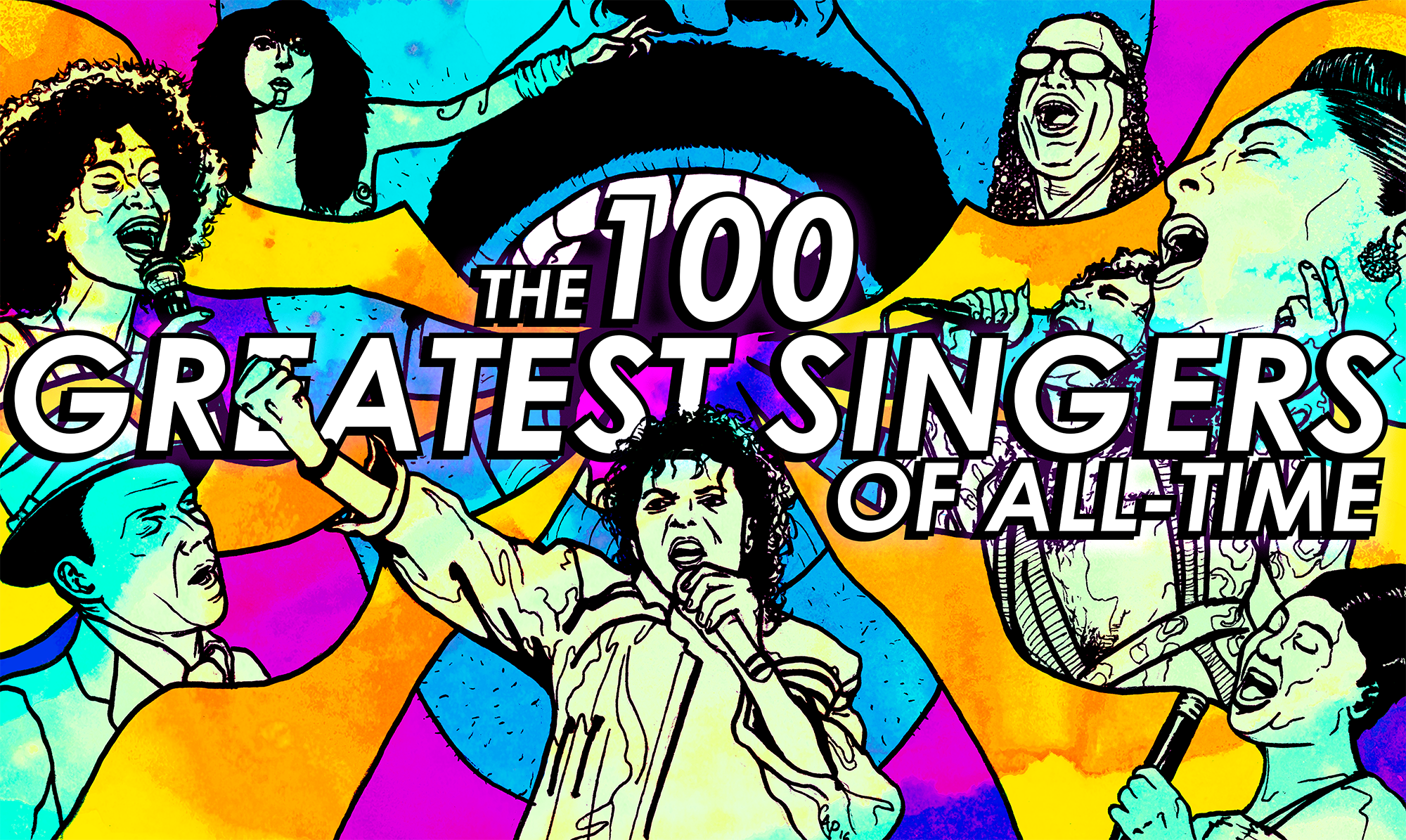 The 100 Greatest Singers of All Time | Consequence of Sound