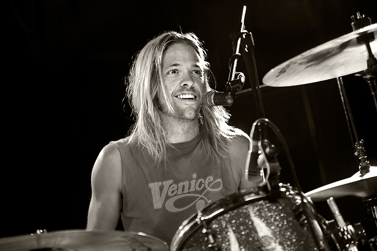 A Foo Picks His Own Fight: Taylor Hawkins on Going Solo and