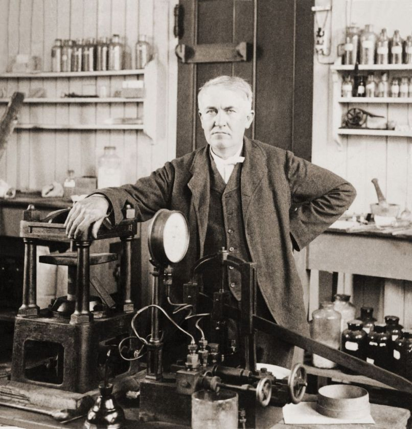 thomas edison 1908 in Pop Culture, AKA The Last Time the Chicago Cubs Won a World Series Title