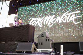 Tokimonsta // Photo by Philip Cosores