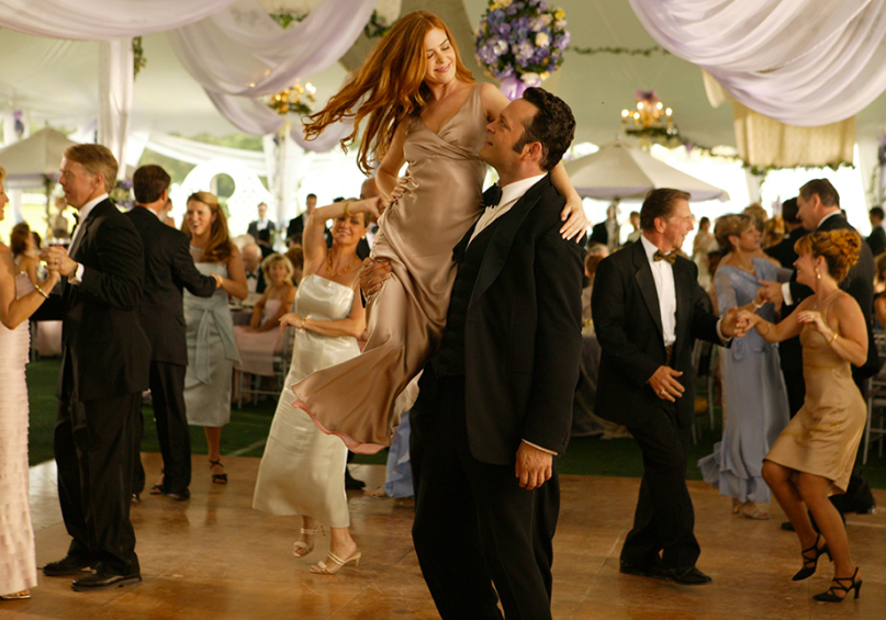 The Wedding Crashers.A Wedding Crashers Sequel Is In The Works According To Isla Fisher