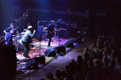 Wilco // Photo by Lior Phillips