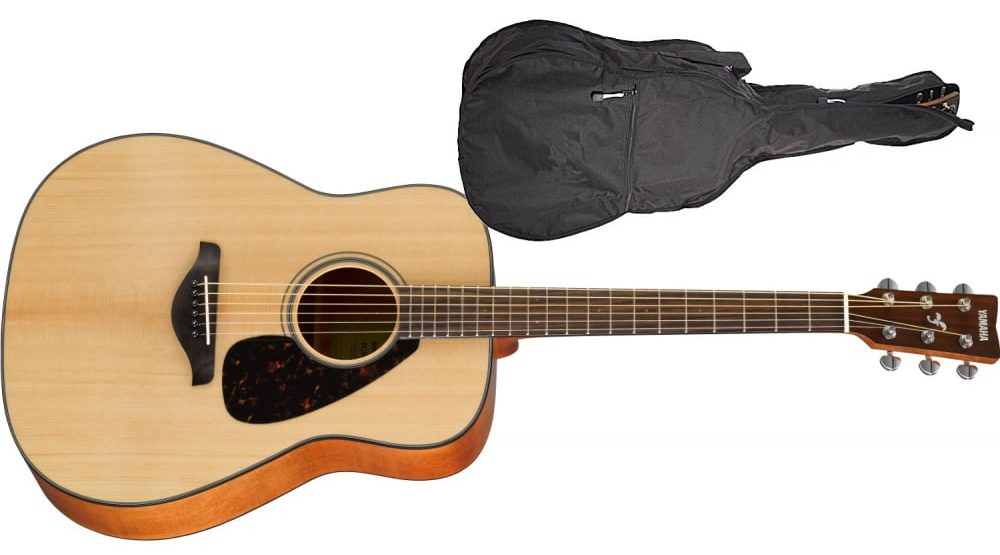 yamaha fg800 acoustic guitar natural free gig bag p25458 34303 image e1479740998821 Consequence of Sounds 2016 Holiday Gift Guide