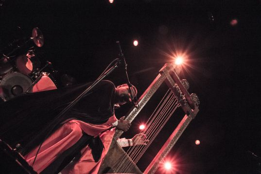 Zerfu // Photo by Lior Phillips