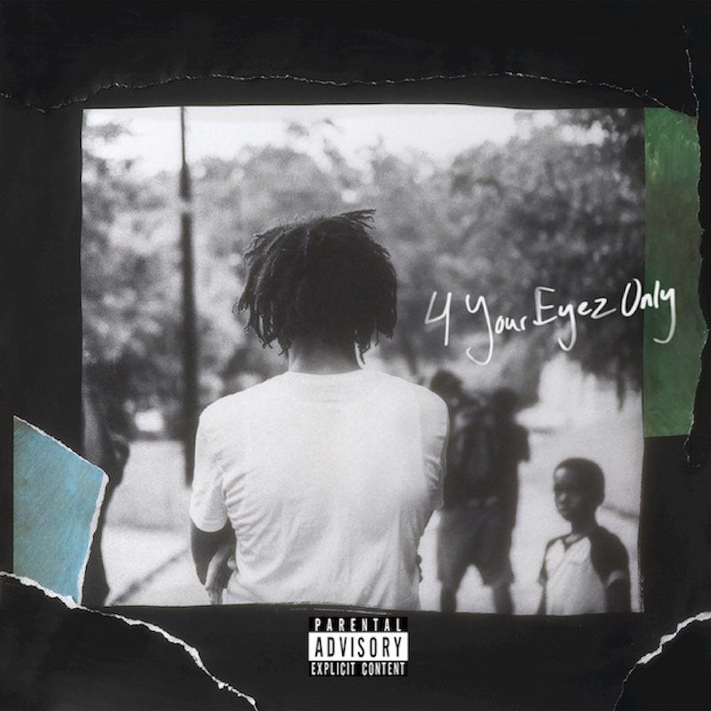 4 your eyez only album J. Cole to release new album 4 Your Eyez Only next week