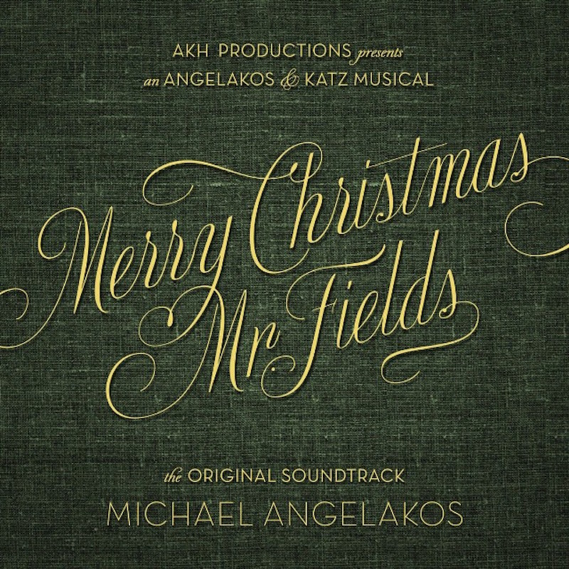angelakos merry christmas mr fields soundtrack Passion Pits Michael Angelakos shares holiday album, Merry Christmas, Mr. Fields: Stream/watch