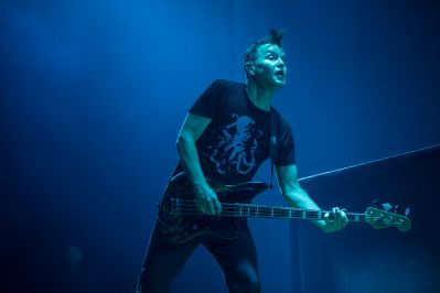 Blink-182 // Photo by Philip Cosores