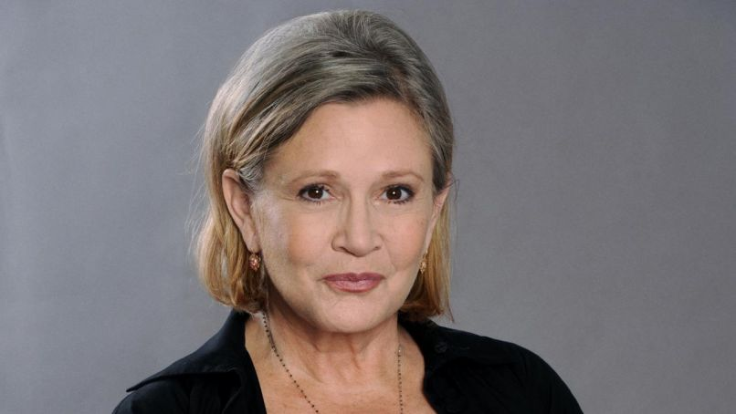 carriefisher2 xlarge Five Reasons Carrie Fisher Ruled Our Galaxy