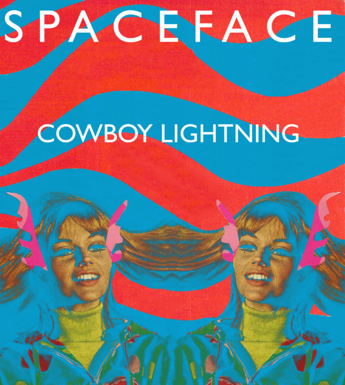 cowboy lightning 700x779 Spaceface fire off psychedelic bursts of Cowboy Lightning on new single    listen