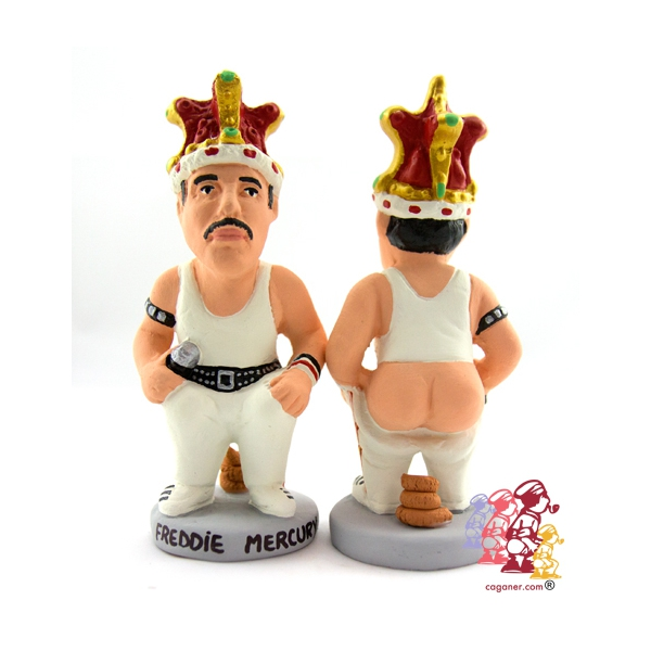 freddie mercury corona This Spanish website sells statues of musicians pooping