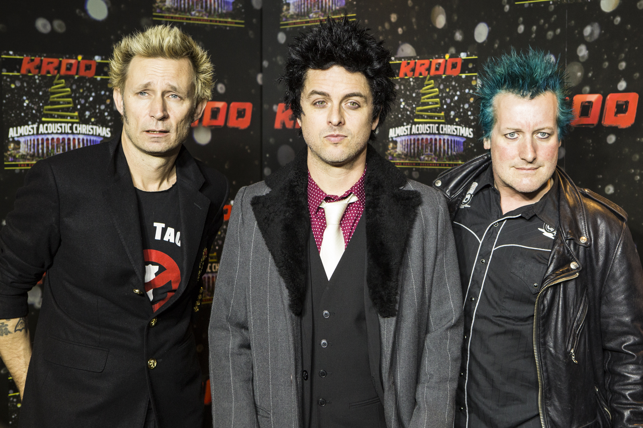 green day 01 Artists Reflect on 25 Years of Green Days Dookie