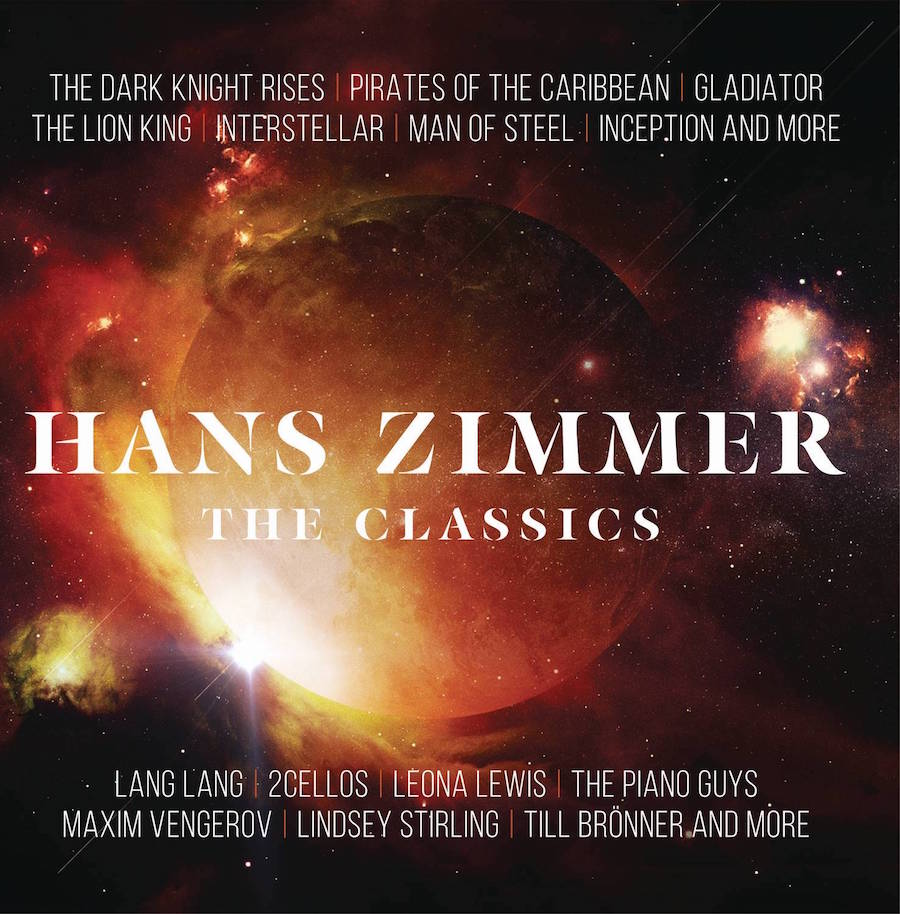 hans zimmer the classics cover Hear Hans Zimmers Gladiator theme song Now We Are Free as reimagined by Leona Lewis    listen