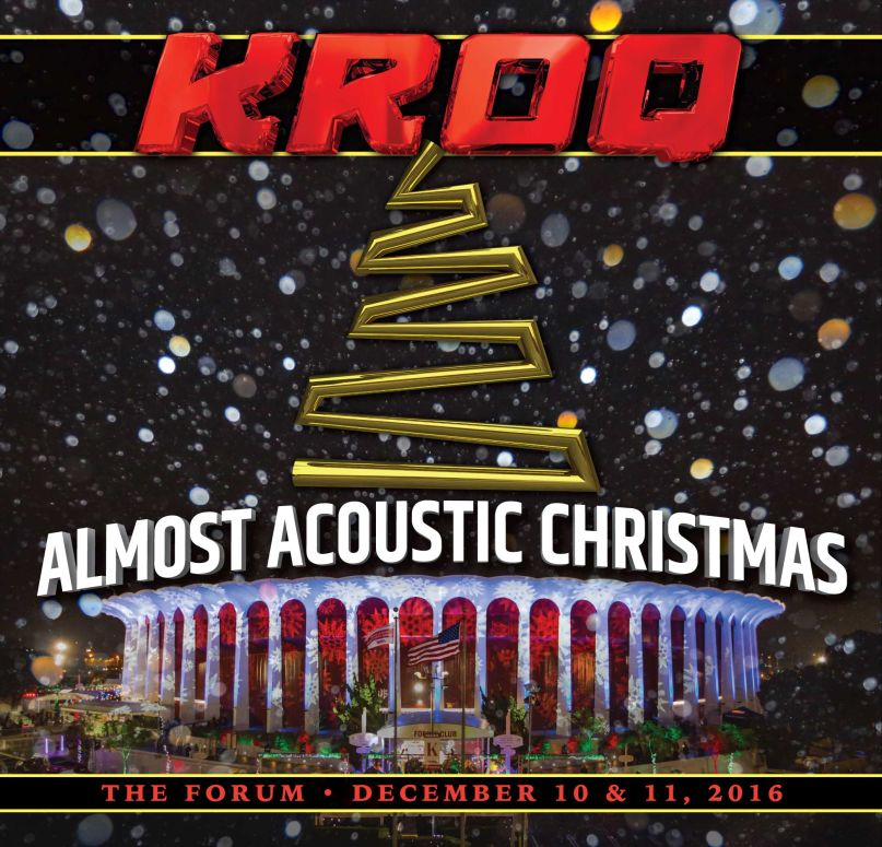 Kroq Almost Acoustic Christmas.The State Of Rock At Kroq Almost Acoustic Christmas 2016