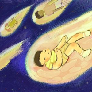 meteor showers album art meteor showers album art