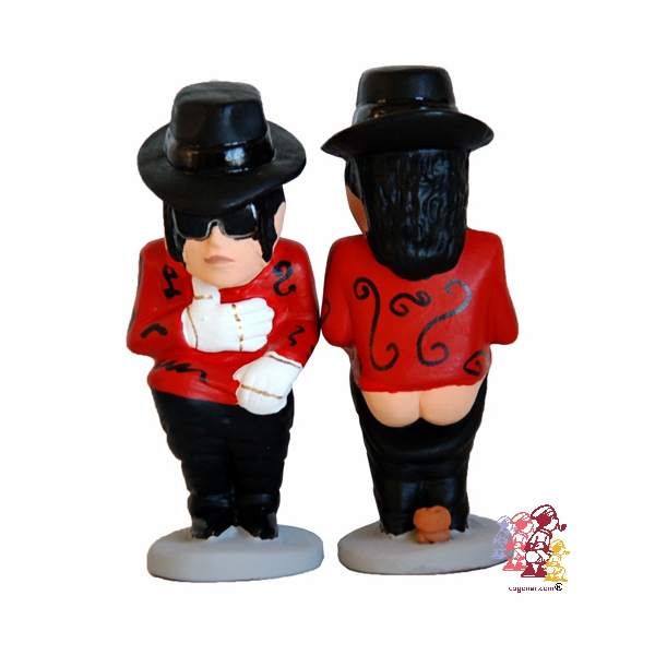 michael jackson This Spanish website sells statues of musicians pooping