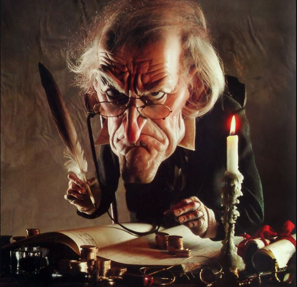 Christmas Carol Scrooge.The 10 Best Adaptations Of A Christmas Carol Consequence